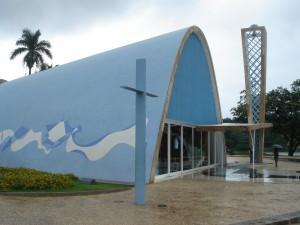 Igreja São Francisco de Assis de Belo Horizonte